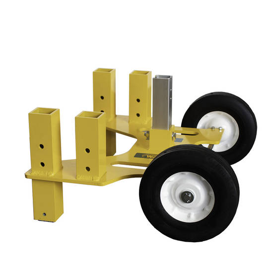 MRT DOLLY FOR WOODS SUCTION LIFTER