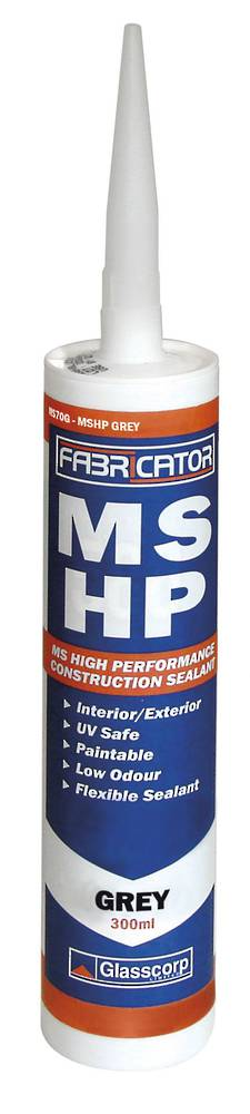 GLASSCORP MSHP SEALANT - GREY 300ML