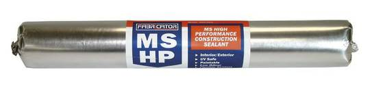 GLASSCORP MSHP SEALANT - WHITE  600ML