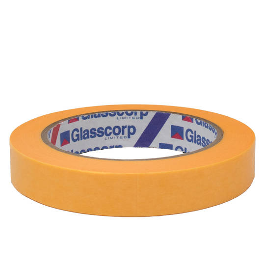 GOLD MASKING TAPE - 18mm