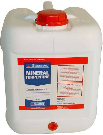 MINERAL TURPENTINE - 20L