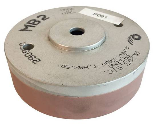 RBM 100 x 40 x 10 MB2 POLISHING WHEEL