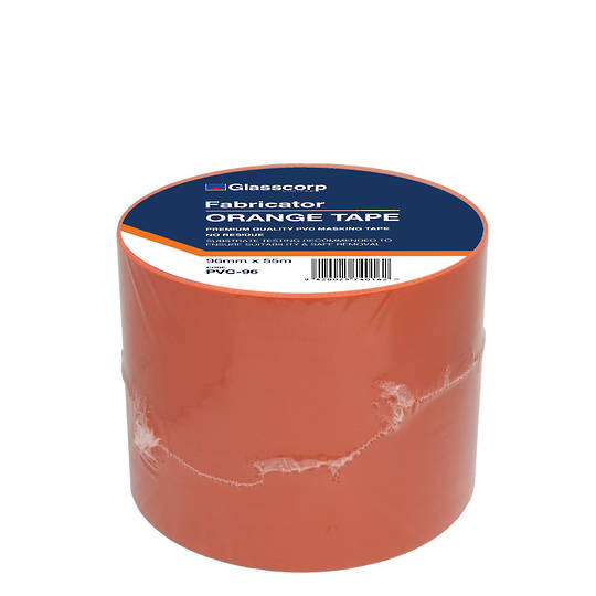 PREMIUM ORANGE PVC TAPE - 96mm