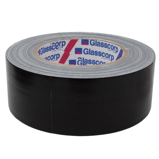 PREMIUM CLOTH TAPE - BLACK 48mm