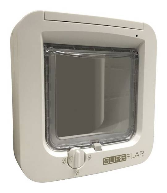 SUREFLAP MICROCHIP SMALL CAT FLAP