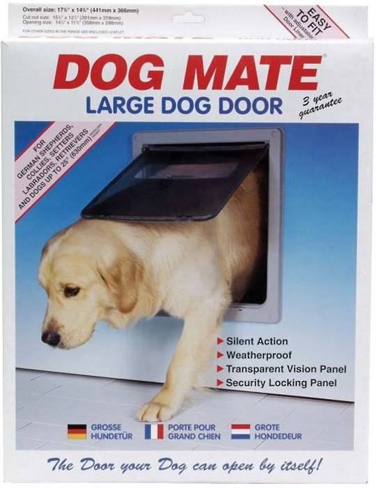 DOG MATE DOG DOOR - LARGE
