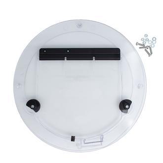 TRANSCAT DELUXE CAT DOOR -CLEAR