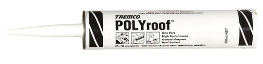 POLYROOF SEALANT-BLACK 300ML