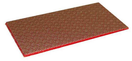 DIAMOND REPLACEMENT PAD - MEDIUM (RED)