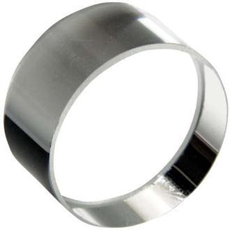 GLASS DISC - SHELF SUPPORT