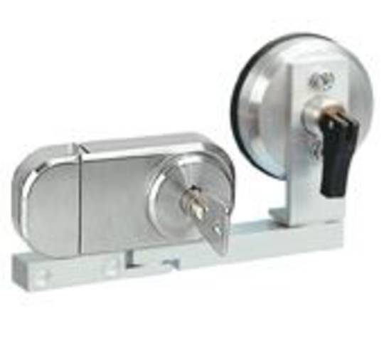 LOCK POSISTIONING DEVICE