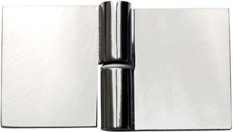 VERIFIX FLAT HINGE - GLASS TO GLASS - LH