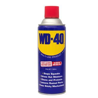 WD40 LUBRICANT - AEROSOL
