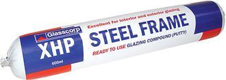 XHP STEELFRAME GLAZING COMPOUND - 1kg