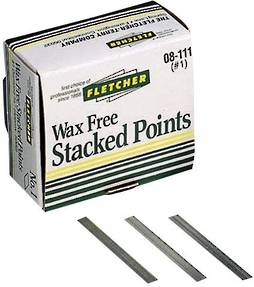 FLETCHER DIAMOND POINTS - 9mm (5000 pk)