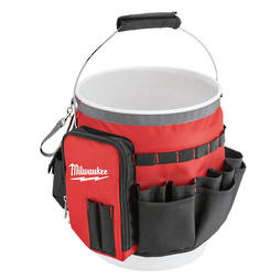 MILWAUKEE BUCKET ORGANISER BAG