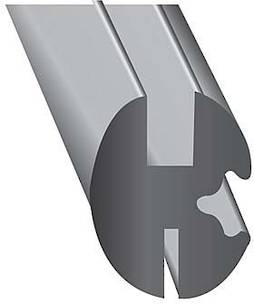AUTO WEATHER STRIP (6.4mm/3.2mm) - 25m