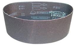 80 GRIT BELTS - 100mm x 610mm