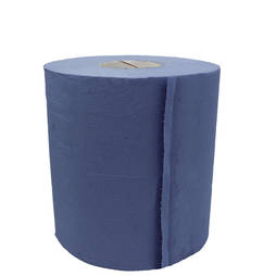 PAPER TOWELS - 2 PLY BLUE