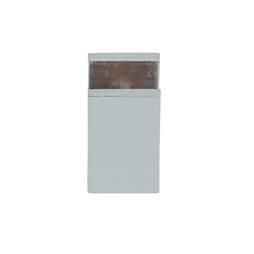 SHELF BRACKET CHROME - GLASS 6-8mm