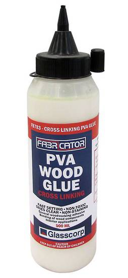 CROSS LINKING PVA GLUE - 500ML