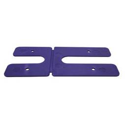 H PACKERS - PURPLE 1.0mm (500 pack)