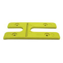 H PACKERS - YELLOW 4.0mm (100 pack)