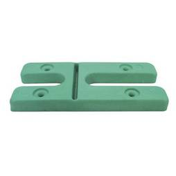 H PACKERS- GREEN 8.0mm (500 pack)