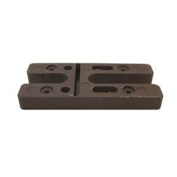 H PACKERS - BROWN 10.0mm (100 pack)
