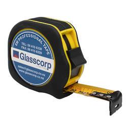 GLASSCORP TAPE MEASURE - 8m