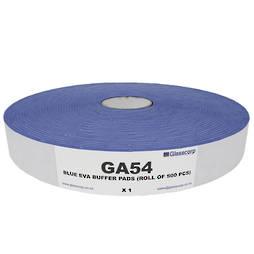 BLUE EVA BUFFER PADS (500 pack)