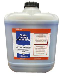 GLASS CLEANER CONCENTRATE - 20L