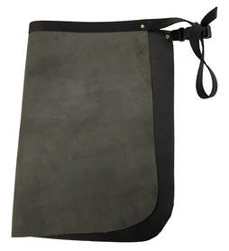 GLASS CUTTERS LEATHER APRON-LONG