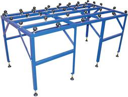 BALL CASTOR TABLE - 2000MM X 1000MM