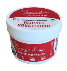 SCRATCH AWAY - RED POLISHING PASTE