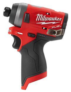 """MILWAUKEE 1/4"""" BRUSHELESS IMPACT DRIVER"""