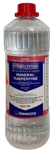 MINERAL TURPENTINE - 1L