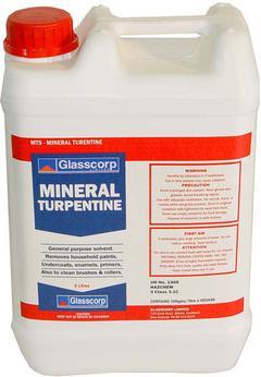MINERAL TURPENTINE - 5L