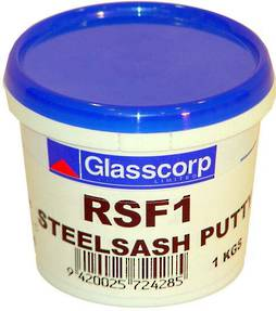 GLASSCORP STEELFRAME PUTTY - 1kg