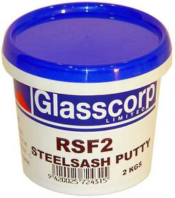 GLASSCORP STEELFRAME PUTTY - 2kg