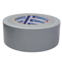 PREMIUM CLOTH TAPE - SILVER 48mm