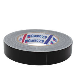 PREMIUM CLOTH TAPE - BLACK 24mm