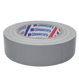 PREMIUM CLOTH TAPE - SILVER 36mm