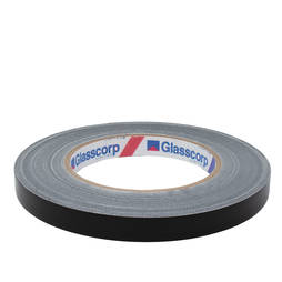PREMIUM CLOTH TAPE - BLACK 12mm