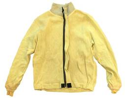 CUT GUARD,  JACKET ZIP -  S/S MESH - L