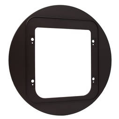 SUREFLAP GLASS ADAPTOR - BROWN PET DOOR