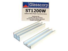 PLASTIC SLIDING TRACK SET - 1200mm
