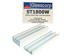 PLASTIC SLIDING TRACK - 1800mm