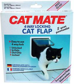 CAT MATE THIN PANEL CAT DOOR