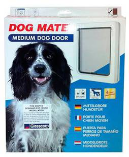 DOG MATE DOG DOOR - MEDIUM